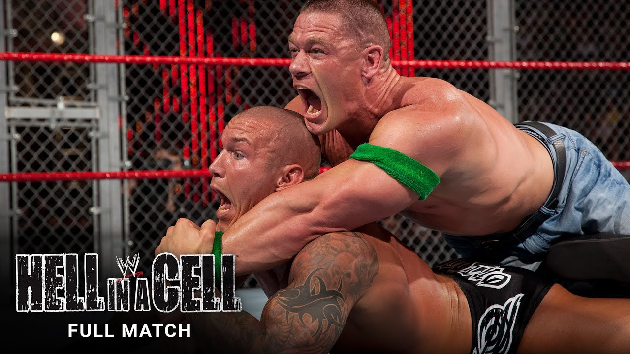 FULL MATCH - John Cena vs. Randy Orton – WWE Title Hell in a Cell Match: WWE Hell in a Cell 2009
