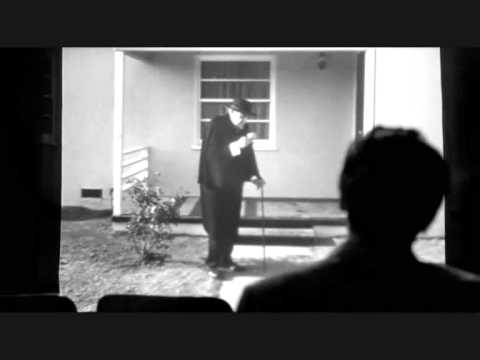 ed wood (1994) 'bela lugosi with flower' scene
