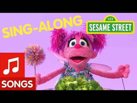 Sesame Street: Hurray Hurrah For Broccoli with Abby | Lyric Video