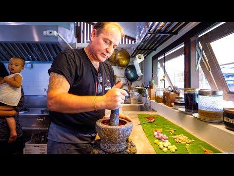 Meet the UMAMI MASTER of Thai Food!   Northern Thai Food - Chiang Mai, Thailand