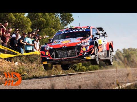 2021 WRC Rally Spain - HIGHLIGHTS Day 1
