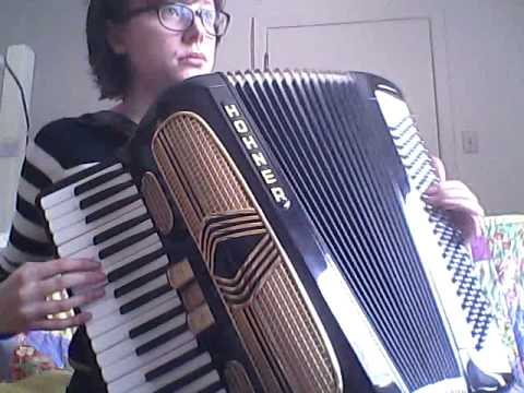 Indian Song on accordion