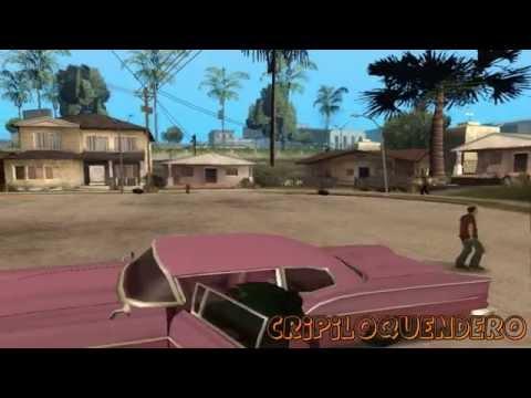 GTA San Andreas-El Tio Gilipollas Viola A Smoke-Por CripiLoquendero