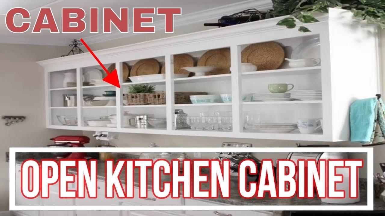 Top 25 Open Kitchen Cabinet Designs Ideas 2019 Hd Youtube