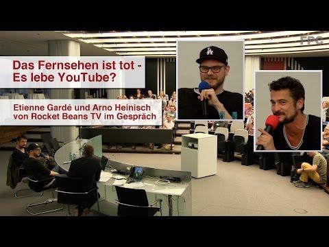 Frankfurter PresseClub Netzwerkveranstaltung mit Rocket Beans TV
