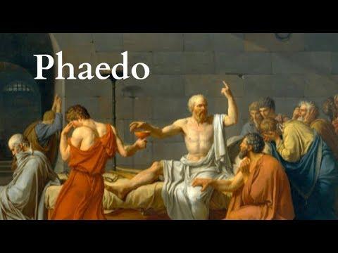 Plato | Phaedo - Full Audiobook With Accompanying Text (AudioEbook)