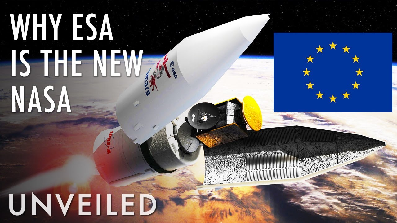 Is Europe the Next Space Superpower?
