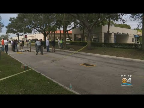 FBI Looking Into Mystery Tunnel That Led Right Under Florida Bank