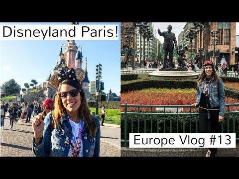Europe Travel Vlog #13: Disneyland Paris, Hyperspace Mountain and Disney Dreams