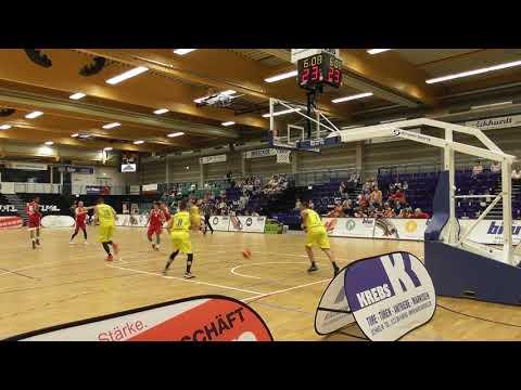 Testspiel EN Baskets Schwelm - RheinStars Köln