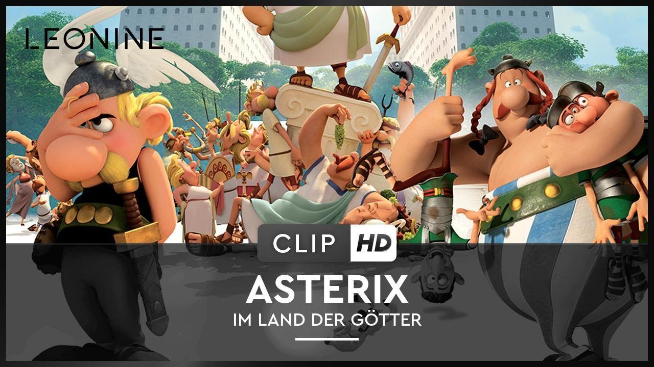 Asterix Im Land Der Götter Stream Deutsch