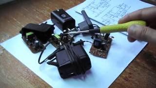 Не работает зарядка,типовые неисправности зарядного устройства.