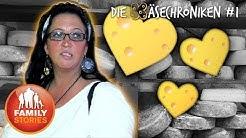 Eine Frau sieht gelb  Hilfe - Ich bin käsesüchtig!  Family Stories