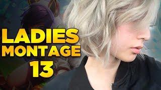 Video Ladies montage 14   League of Legends (LOL) download MP3, 3GP, MP4, WEBM, AVI, FLV Maret 2018