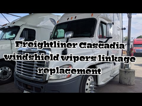 Freightliner cascadia windshield wipers linkage replacement youtube freightliner cascadia windshield wipers linkage replacement publicscrutiny Images