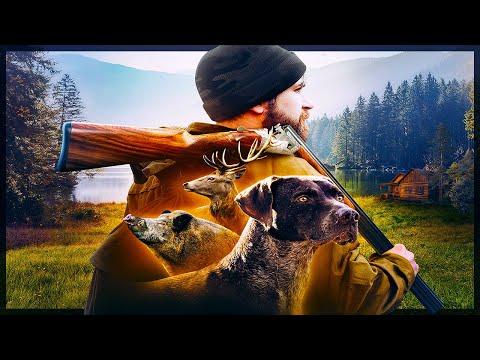 Hunting Big Game Predators With My Trusty Dog Sidekick - Hunting Simulator 2 Gameplay