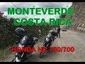 MONTEVERDE(COSTA RICA) EN MOTO - HONDA NC 750/700