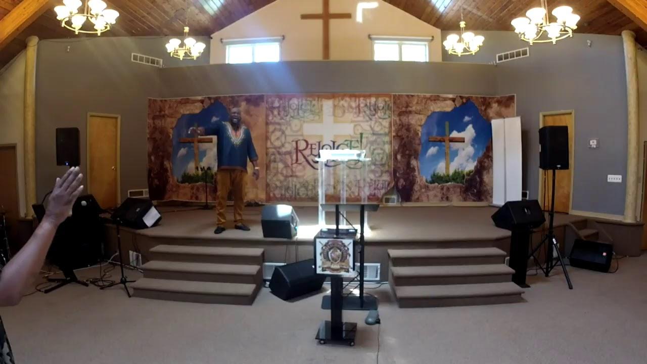 Sunday Worship Service- Jul 26, 2020