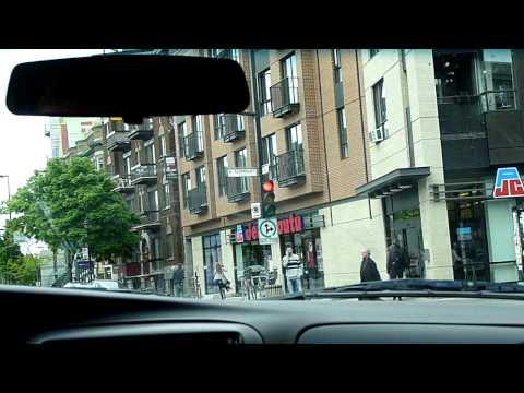 Montreal - Driving plateau area
