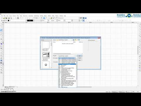 TurboCAD Basics - Tutorial 1 - ENG