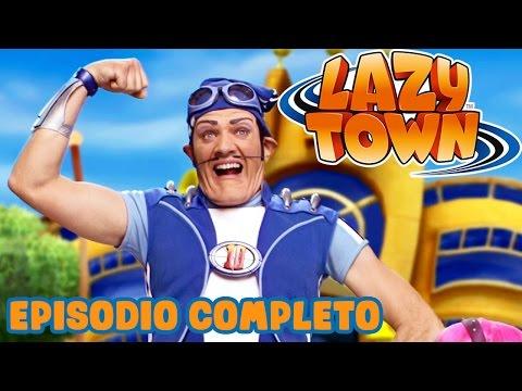 Lazy Town en Español | Sportacus Falso | Temporada 1 Episodio Completo