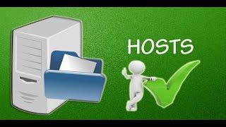 Решение - как изменить sis файл Hosts на Windows 10(, 2016-04-26T23:22:00.000Z)