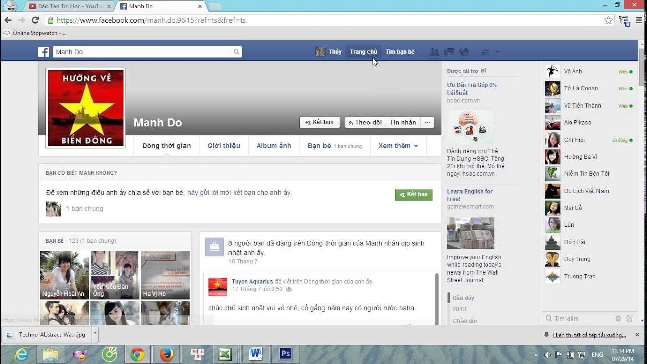 Hướng dẫn cách tìm bạn trên facebook bằng số điện thoại