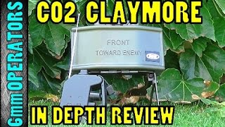 REVIEW #2: M18 Claymore Co2 remote controlled mine by SDU