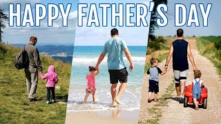 Happy Father's Day wishes, message, e-card, greetings, sms, WhatsApp Video