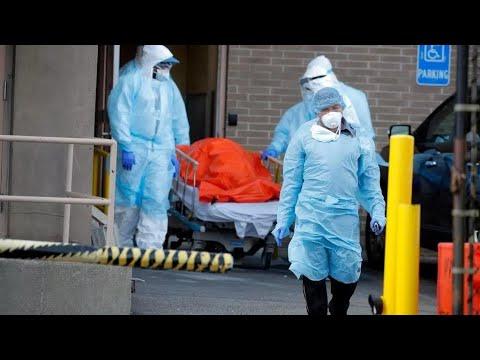 فيروس كورونا: حصيلة الوفيات في العالم تتجاوز عتبة المليونين وأوروبا تبقى المنطقة الأكثر تضررا  - نشر قبل 23 ساعة