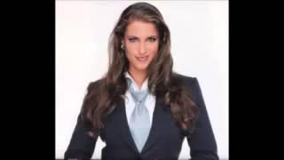 اغنية ستيفاني مكمان زوجة تريبل ايتش   YouTube