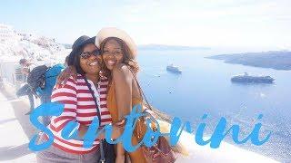 Santorini Vlog | 21st Birthday