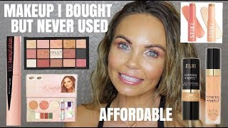 In today's video, I am creating a full face with makeup I bought bu...