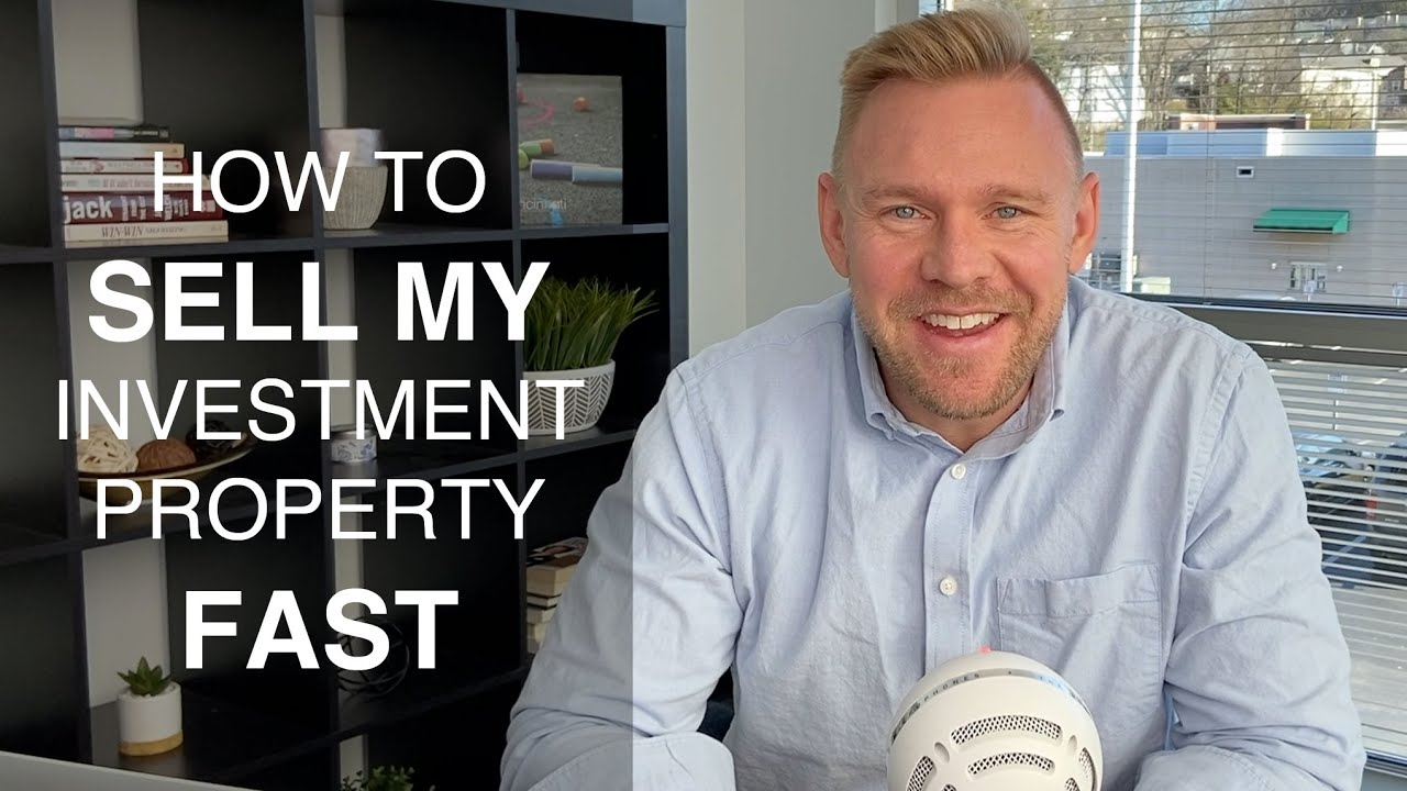 How To Sell My Investment Property Fast - Done Being A Landlord