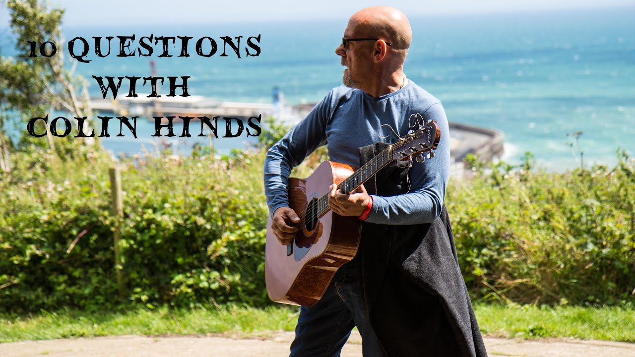 10 Questions with Colin Hinds