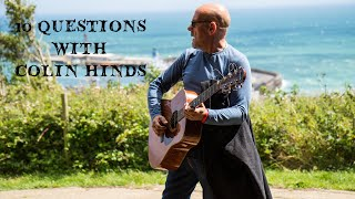 10 Questions - Colin Hinds