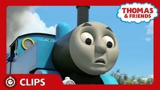 Thomas Spots Sheep on the Tracks | Clips | Thomas & Friends