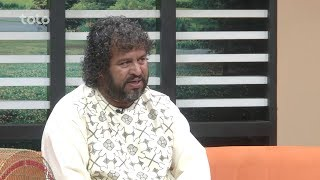 Bamdad Khosh - Eid Special Show - Ghulam Abas Faizi - TOLO TV / بامداد خوش - برنامه ویژه عید - طلوع