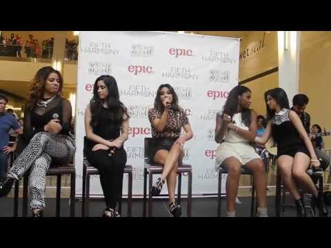 Fifth Harmony - Red - Seattle Westfield Southcenter (8/15/13)