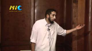 Power of Quran by Nouman Ali Khan 17th August