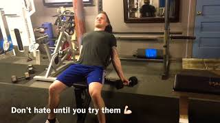 New Bicep Exercise - Key Curls