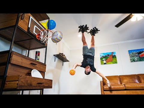 Unpredictable Trick Shots