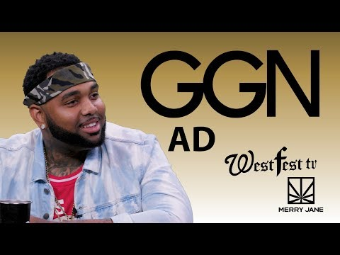 AD Talks L.A. Rap Unity, Longevity in the Game, and 10-Pin Bowling Skills | GGN News