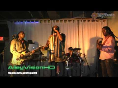Time Machine Code Red Band @BigTaste Bar & Jerk by AlleyVisionHD