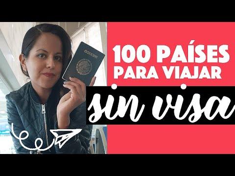 100 Países Para Viajar Sin Visa Para Mexicanos