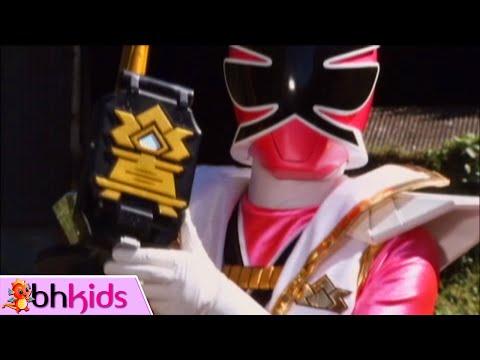 Siêu Nhân Thần Kiếm - Tập 34 Full HD : Tình Cha Bất Diệt