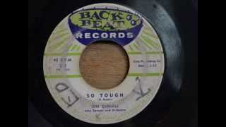 CASUALS AKA ORIGINAL CASUALS - SO TOUGH / I LOVE MY DARLING - BACK BEAT 503 - 12/57