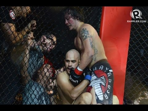 Baron Geisler vs Kiko Matos URCC Full Fight - 720p HD! - With Interviews After The Match!