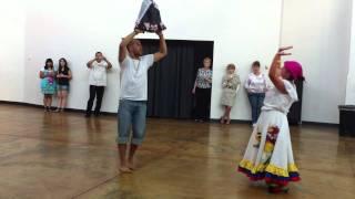 Baile de tambor ( Barlovento )
