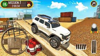 건설 현장 트럭 운전사-Mercedes Benz Ener-G-Force SUV Driving-Android 게임 플레이
